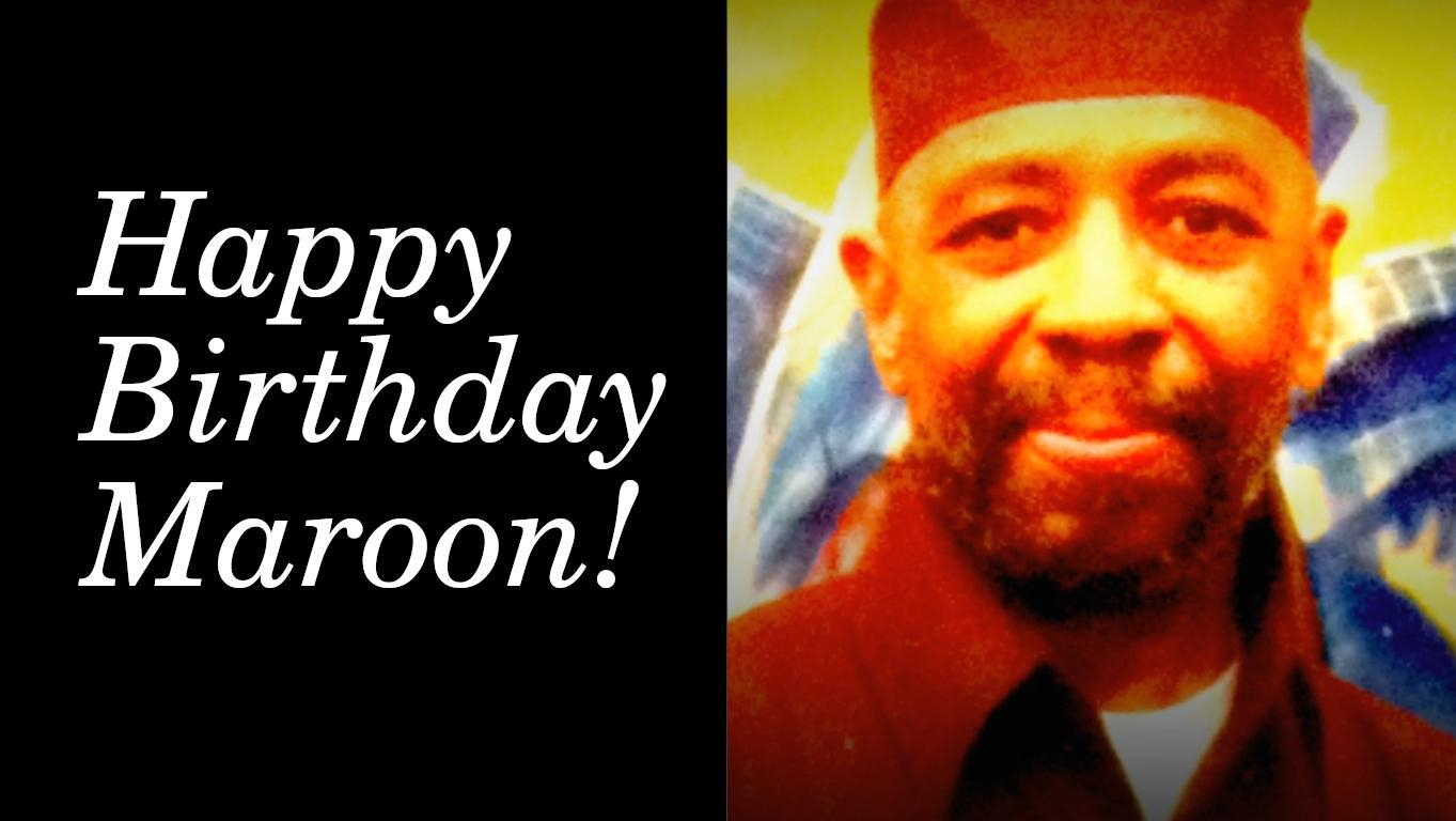 Special Black August Birthday Event for Russell Maroon Shoatz
