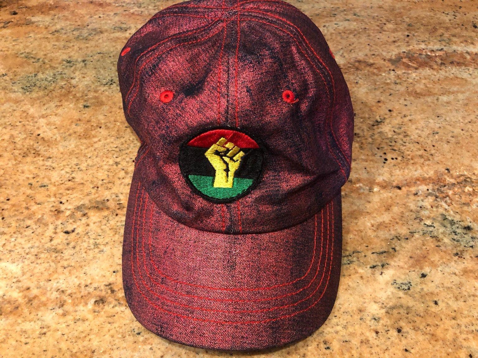 Black liberation hat
