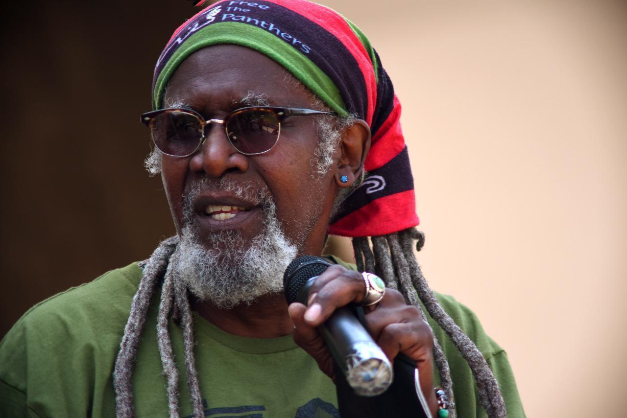 Kazi Toure Speaking
