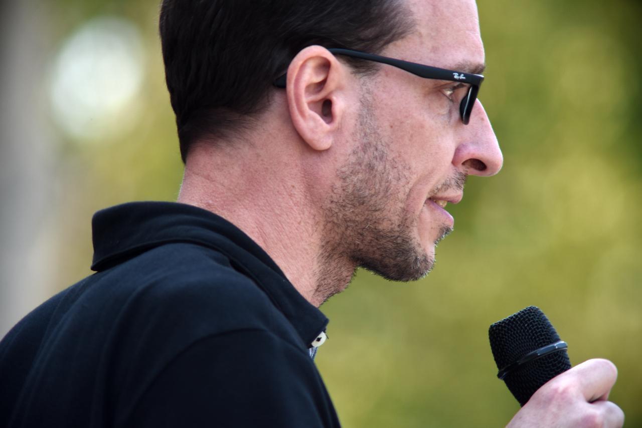 Tim Fasnacht Speaking