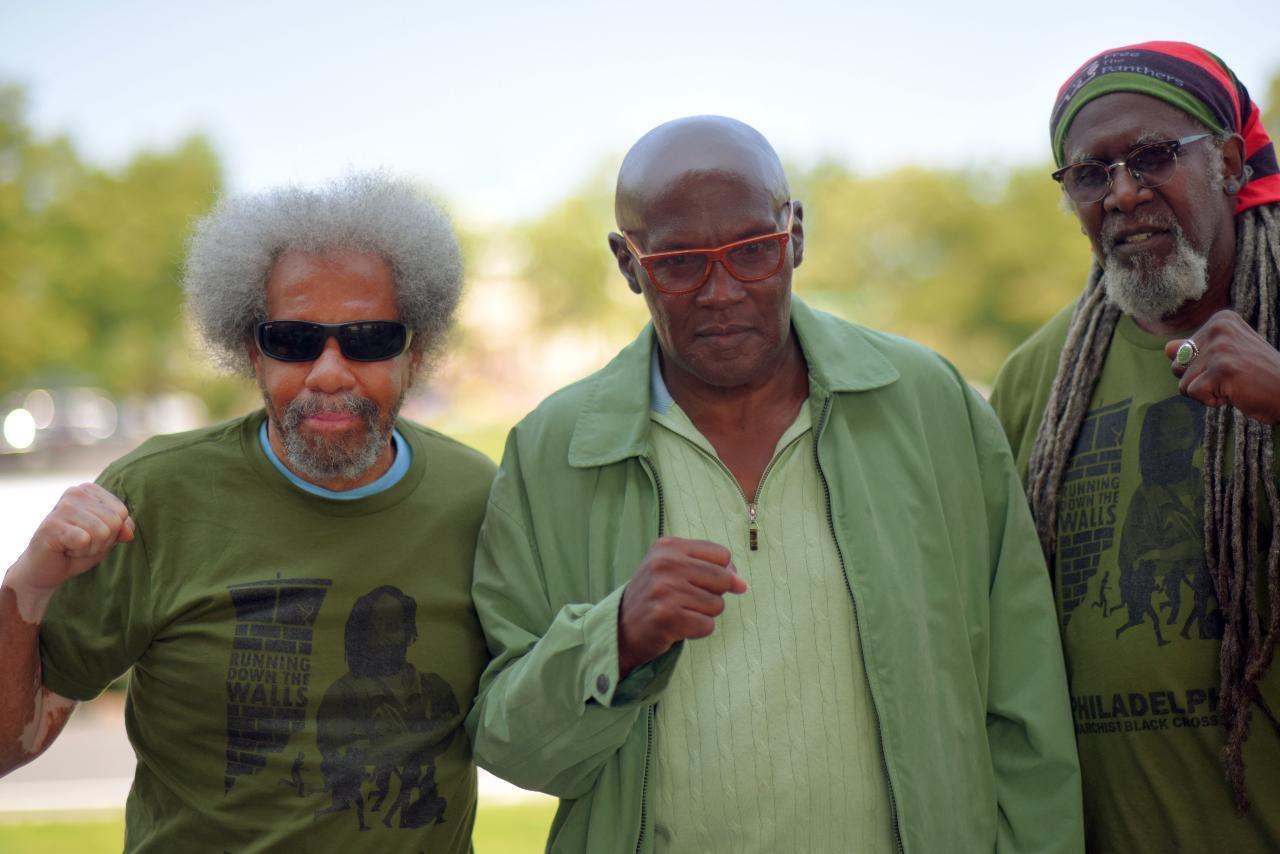 Albert Woodfox, Ojore Lutalo, and Kazi Toure