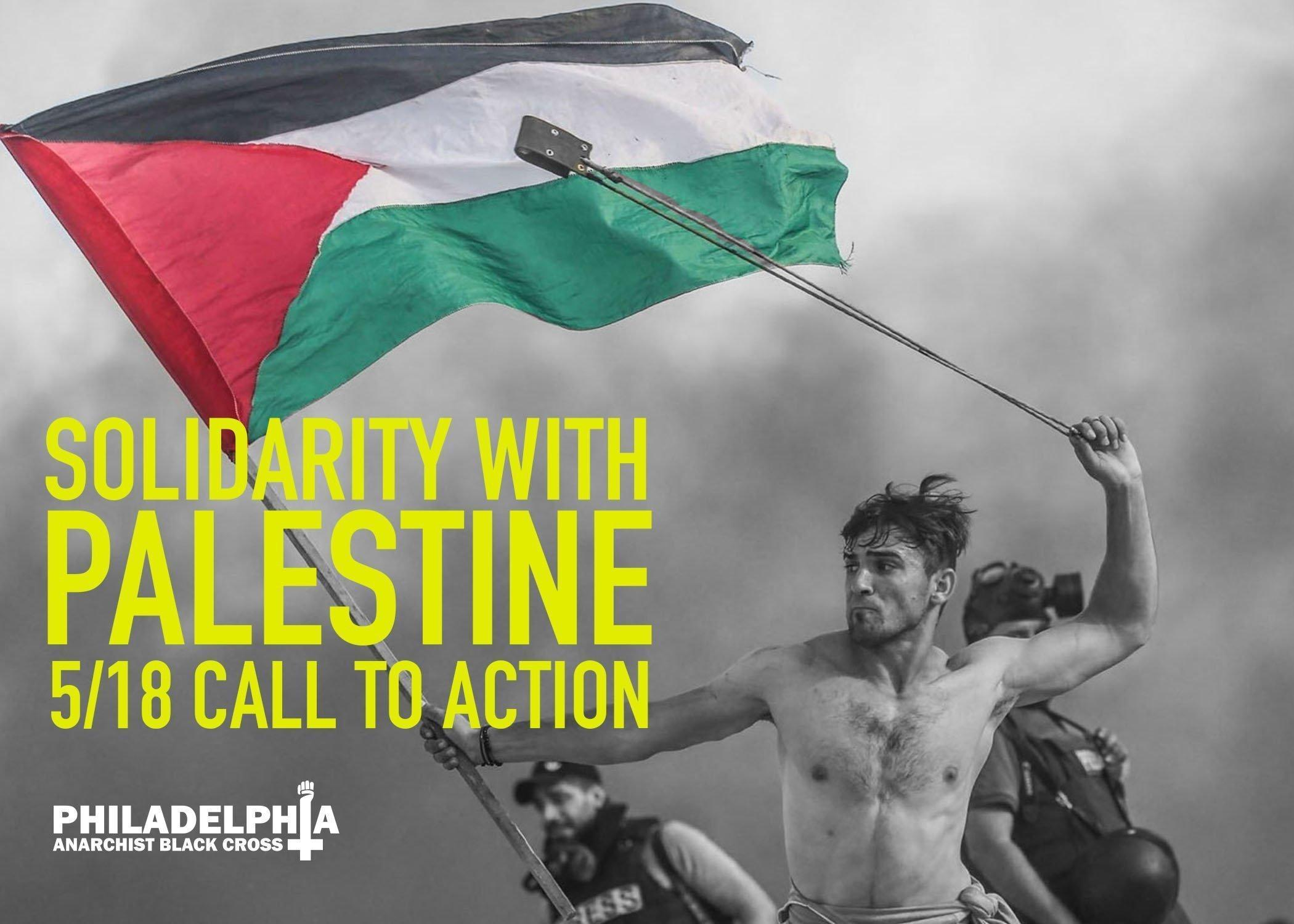 #PalestineStrike and Day of Action